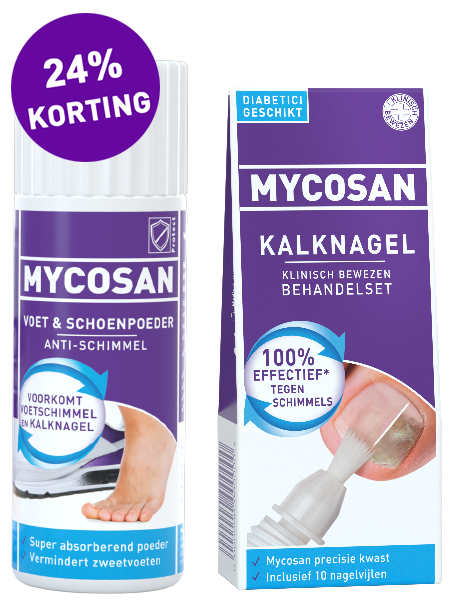 Mycosan Kalknagel Behandelpakket